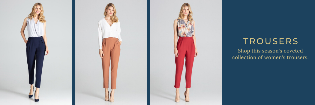 TROUSERS COLLECTION SLIDER