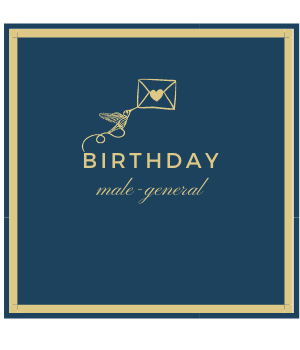 Birthday - Male General